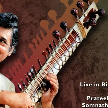 Cover Pandit Debu Chaudhuri: Raga Adi Basant