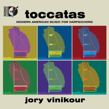 Cover Toccatas: American Music for Harpsichord