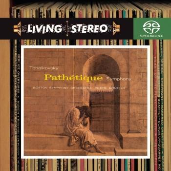 Cover Tchaikovsky: Symphony No. 6 'Pathétique'