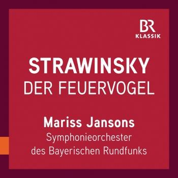 Cover Stravinsky: Der Feuervogel (1919 Version) [Live]
