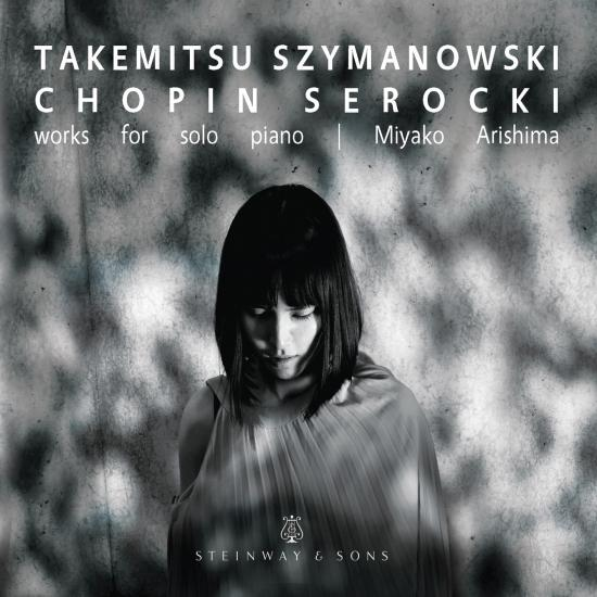 Cover Takemitsu, Chopin & Others: Works for Piano