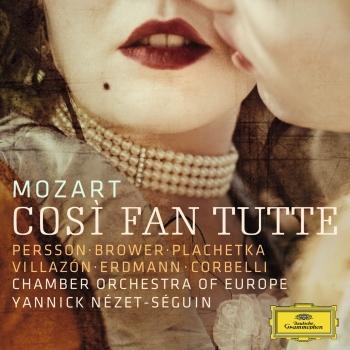Cover Mozart: Così fan tutte, K588