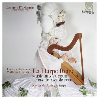 Cover La Harpe Reine