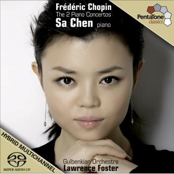 Cover Chopin, F.: Piano Concertos Nos. 1 and 2