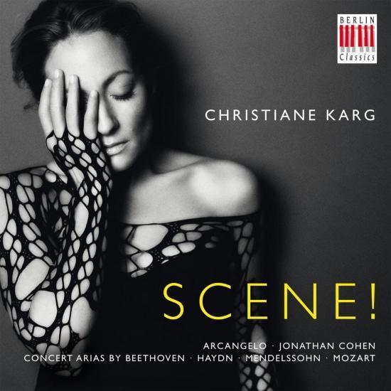 Cover Scene (Concert Arias)