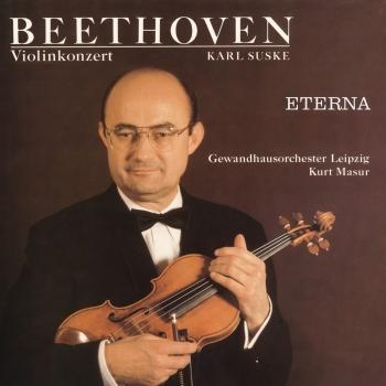Cover Beethoven: Violin Concerto (Remastered)