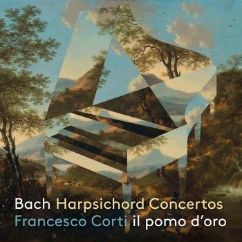 Cover J.S. Bach: Harpsichord Concertos