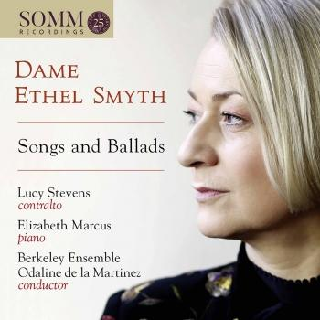 Cover Ethel Smyth: Songs & Ballads