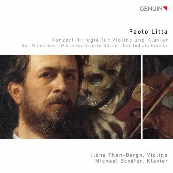 Cover Litta: Le lac d'amour, La déesse nue & Der Tod als Fiedler