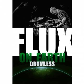 Cover Flux On Earth Drumless