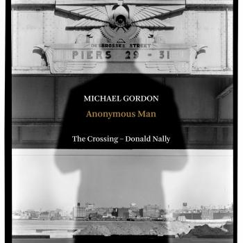 Cover Michael Gordon: Anonymous Man