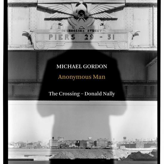 Cover Michael Gordon: Anonymous Man