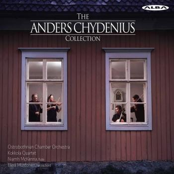 Cover The Anders Chydenius Collection