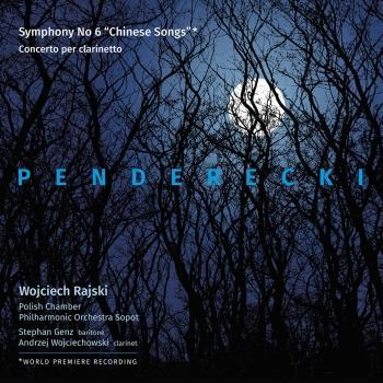 Cover Penderecki: Orchestral Works