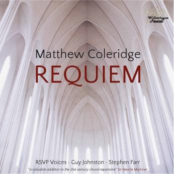 Cover Matthew Coleridge: Requiem