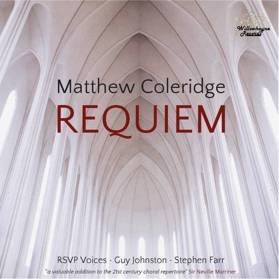 Cover Matthew Coleridge: Requiem