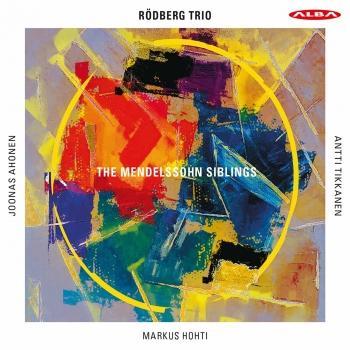 Cover The Mendelssohn Siblings