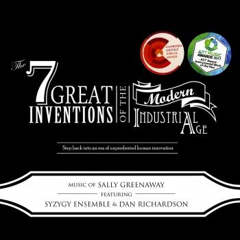 Cover The 7 Great Inventions of the Modern Industrial Age