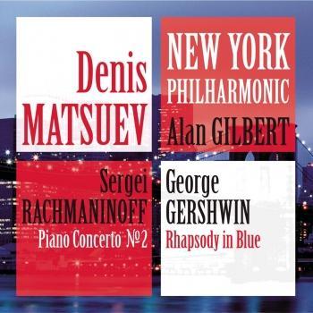 Cover Denis Matsuev & The New York Philharmonic