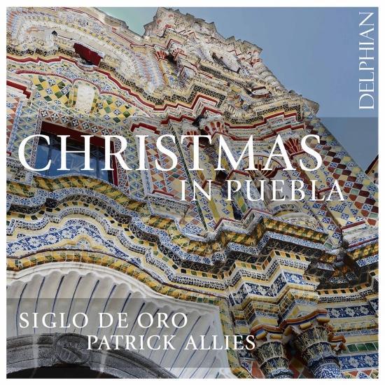 Cover Christmas in Puebla