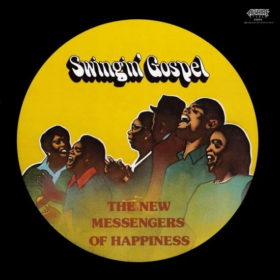 Cover Swingin' Gospel (Remastered from the Original Alshire Tapes)