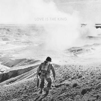 Cover Love Is The King