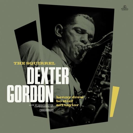 Cover The Squirrel (feat. Art Taylor, Kenny Drew & Bo Stief) [Live at Montmartre, Copenhagen 1967] (Remastered)