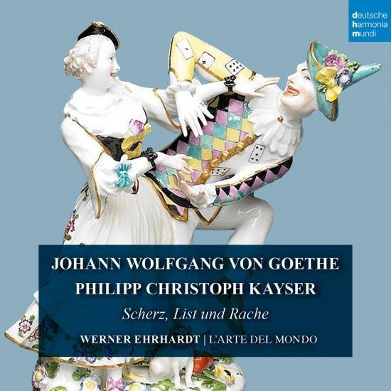 Cover Goethe & Kayser: Scherz, List und Rache