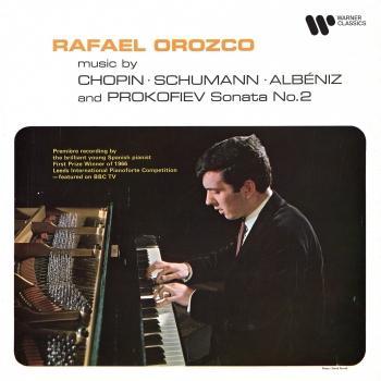 Cover Music by Chopin, Schumann & Albéniz - Prokofiev: Piano Sonata No. 2, Op. 14 (Remastered)