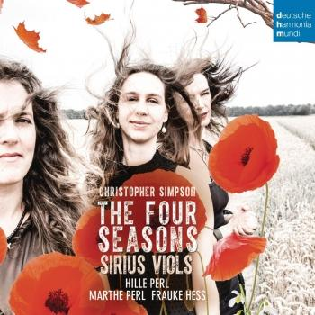 Cover Simpson: The Four Seasons