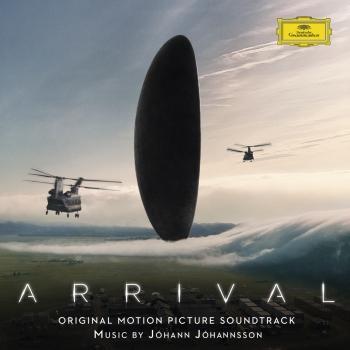Cover Arrival (Original Motion Picture Soundtrack)