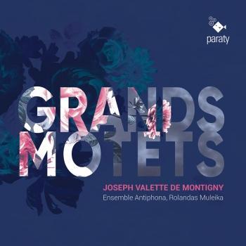 Cover Montigny: Grands Motets