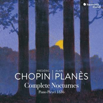 Cover Frédéric Chopin: Complete Nocturnes