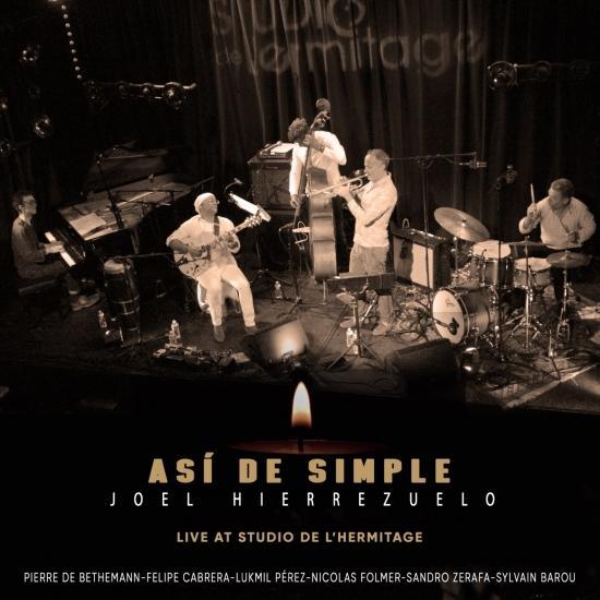 Cover Asi de Simple (Live at Studio de l'Hermitage)