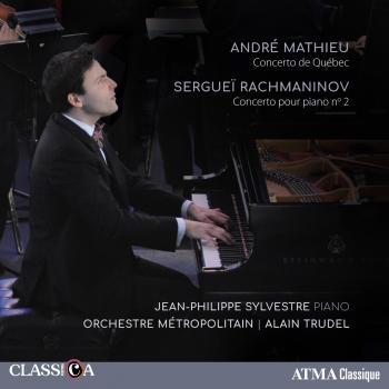 Cover Mathieu & Rachmaninoff: Piano Concertos (Live)