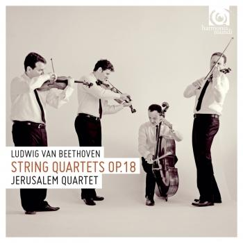 Cover Beethoven: String Quartets, Op. 18