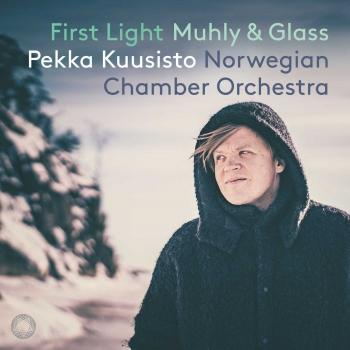 Cover First Light: Nico Muhly & Philip Glass