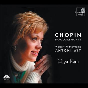 Cover Chopin: Piano Concerto No.1