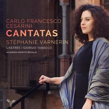 Cover Carlo Francesco Cesarini: Cantatas