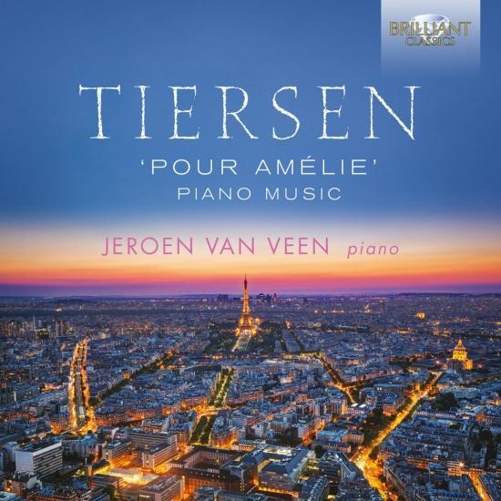 Cover Tiersen: Pour Amélie, Piano Music