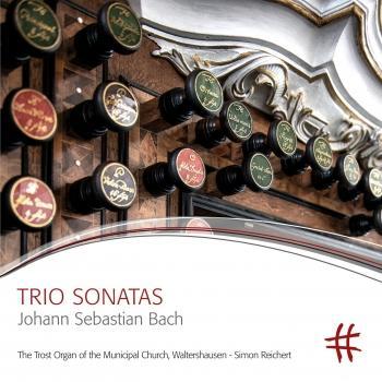 Cover Bach: Trio Sonatas