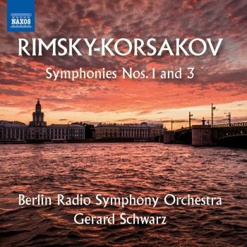 Cover Rimsky-Korsakov: Symphonies Nos. 1 & 3