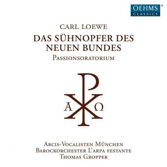 Cover Loewe: Das Sühnopfer des neuen Bundes