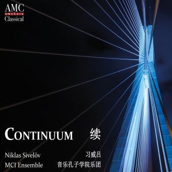 Cover Sivelöv: Continuum