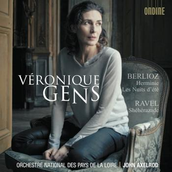 Cover Berlioz: Herminie - Les nuits d'été & Ravel: Shéhérazade