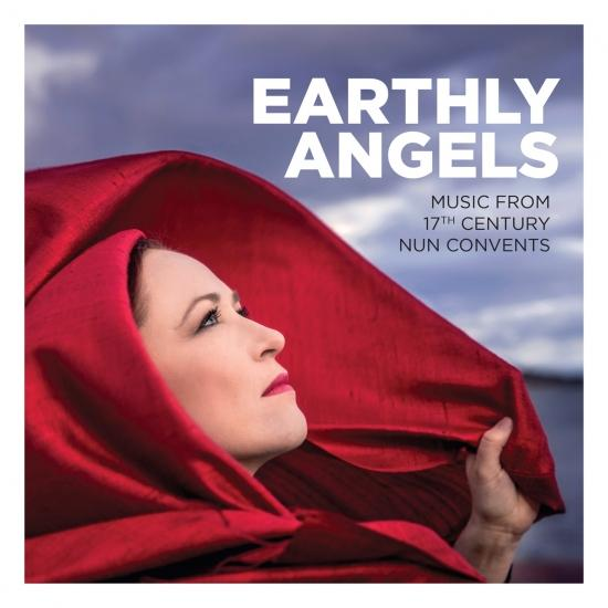 Cover Earthly Angels: Music from 17th Century Nun Convents
