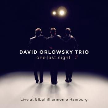 Cover one last night - Live at Elbphilharmonie