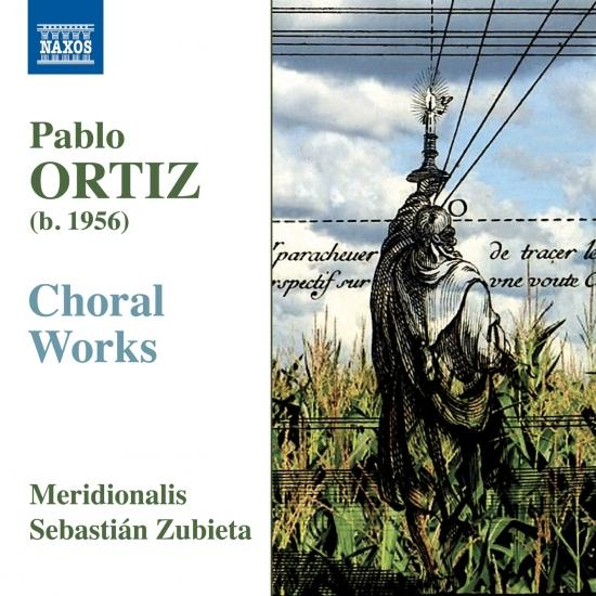 Cover Ortiz: Choral Works