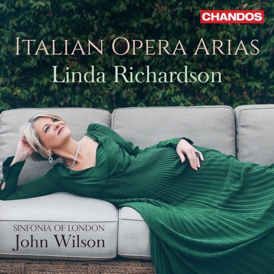 Cover Italian Opera Arias