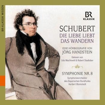 Cover Schubert: Die Liebe liebt das Wandern